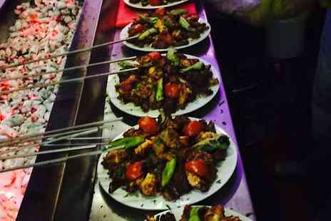 Turkish mangal - Two Courses For Two - Save 58%