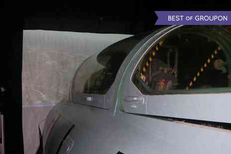 Top Gun Flight Simulator Centre - Jet Flight Simulation - Save 53%
