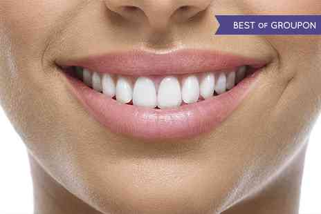 Miami Smile - Laser Teeth Whitening - Save 77%