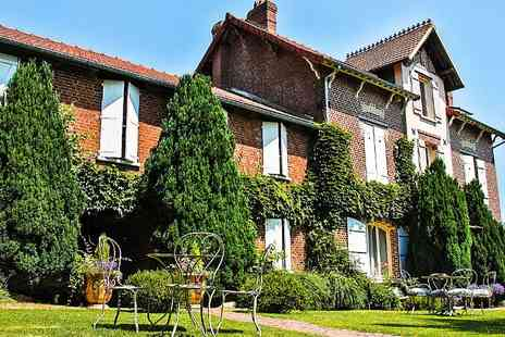 Les Granges d Haillancourt - One or Two Night stay in Northern France with breakfast & more - Save 49%