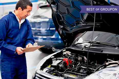 Colins MOT and Service - 54 Point Service With Oil Change - Save 72%