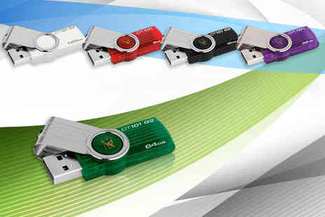 BritishGoody -  8GB USB memory stick   - Save 63%