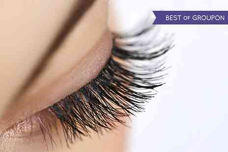 Manisas Nails and beauty - 3D Brows With Set of Individual Eyelash Extensions Plus Shape and Tint  - Save 0%
