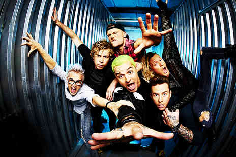 Forestry Commission - Tickets to McBusted  - Save 8%