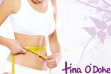 Tina O Dohertys Inch Loss Clinic  - Three Weight Management Therapy Sessions - Save 77%