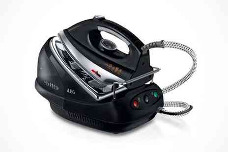 Kitchen Gadgets - AEG Steam Generator Iron  - Save 58%