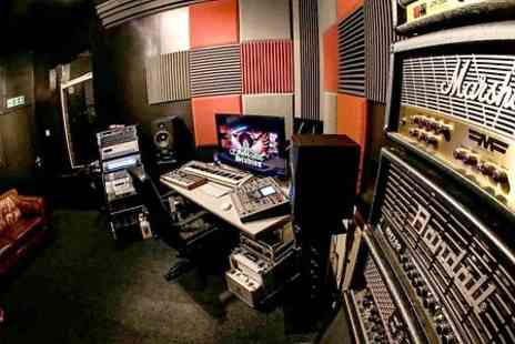 Downcast Studios - Recording Studio Party For Up to Ten Kids - Save 90%