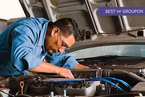 T.E.S Tyre  - Car Air Conditioning Service With Re Gas  - Save 0%
