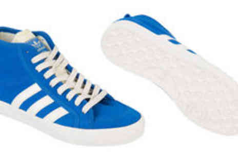 Getthelabel - Womens Adidas Originals Honey mid trainers  plus delivery - Save 0%