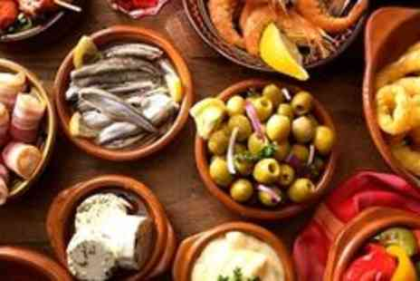 Copita Del Mercado - Four Spanish tapas, wine and coffee - Save 32%