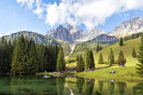Pension Wieser - Seven night all inclusive stay in the Austrian Alps with access to pools & more - Save 49%