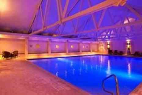 Telford Hotel - Relaxing spa day with two treatments - Save 56%