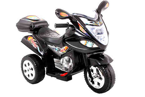 Sto Racing - Ride On 6v Trike - Save 70%