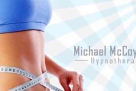 Michael McCoy Hypnotherapy - 75 Minute Gastric Band Hypnotherapy Group Session - Save 84%