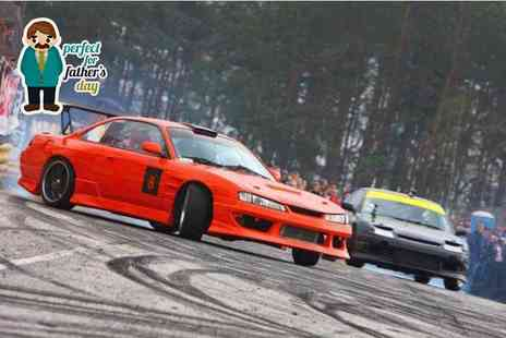 Flatout Factory - Drifting experience for one  - Save 60%