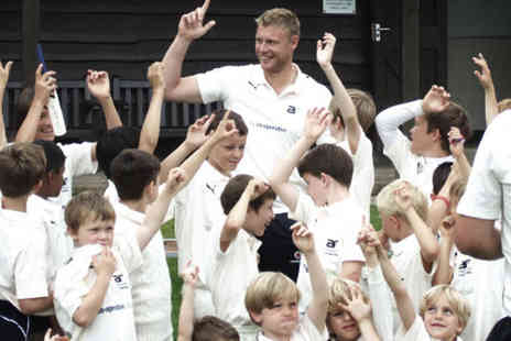 Activate Sports - Two day kids summer day camp at Andrew Flintoffs Cricket Academy  - Save 41%