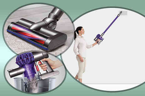 Click Electricals -  Dyson V6 Plus cordless vacuum cleaner - Save 19%