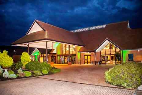 East Sussex National Resort - Stay For Two With Breakfast, Dinner and Prosecco  - Save 30%