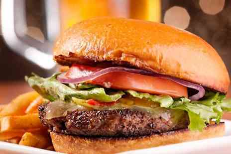 Bar Sport  - Burger and Beer For Two, Three   - Save 56%