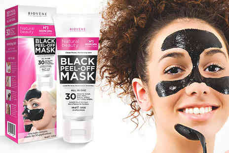 biovene - Biovène Black Peel Off Face Mask Pack of Two  - Save 67%
