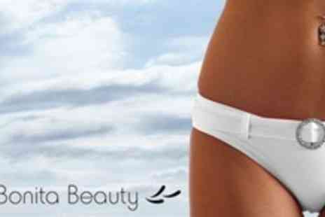 Bonita Beauty - Half Leg Wax Plus Brazilian - Save 60%