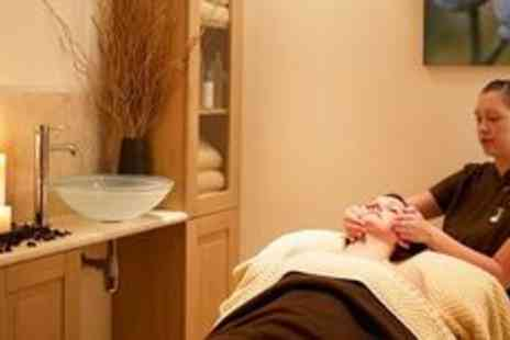 The Hampshire Court Hotel - Spa day with massage and facial - Save 59%