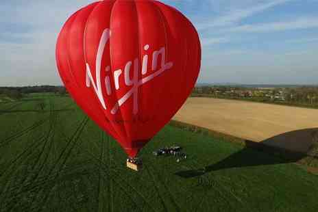 Virgin Balloon Flights - Virgin Balloon Flights with Champagne - Save 50%