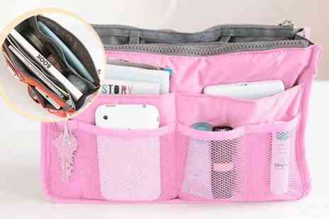 AthenaFashion E-Store - Travel Organiser Bag With Pockets - Save 76%