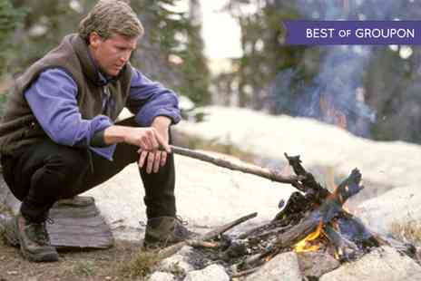 Sunrise Bushcraft - Feast and Forage Experience - Save 60%