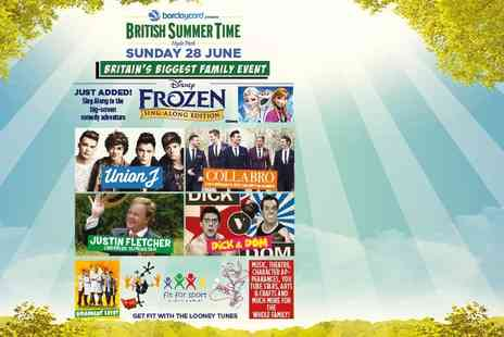 AEG Live - Tickets to Barclaycard presents British Summer Time Hyde Park on 28th June - Save 49%