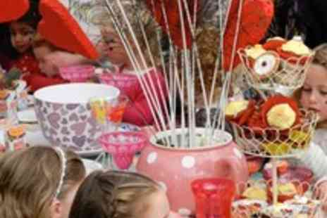 Prinknash Bird & Deer Park - Mad Hatters Tea Party, with Birthday Party Option - Save 39%