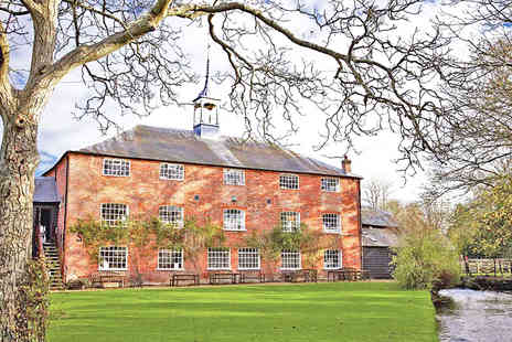 Whitchurch Silk Mill - Entry to Whitchurch Silk Mill Museum - Save 62%
