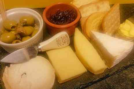 Mr Darcys - Cheeseboard With Prosecco or Wine For Two - Save 46%