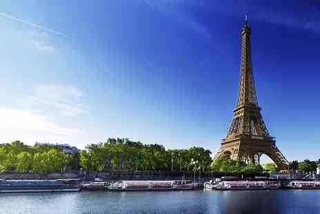 Hotel France Eiffel - One to Three Nights For 2 With Breakfast and River Seine Cruise Ticket - Save 0%