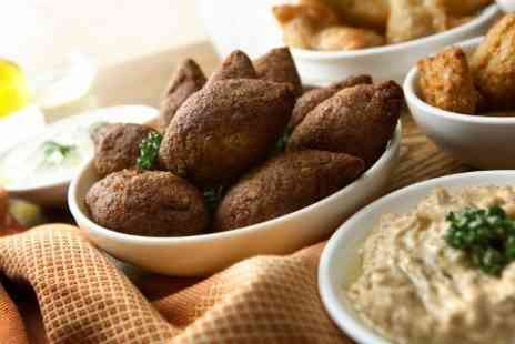 Al Casbah - Meze and Wine For Two - Save 0%
