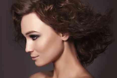 Mohini Hair - Wash, Cut and Conditioning or Restyle and Hot Oil Treatment With Colour  - Save 61%