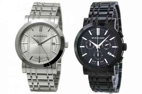 Fashion Haus - Burberry Mens Watches - Save 42%