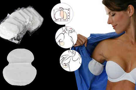 CheekyBox - Underarm Sweat Pads - Save 44%