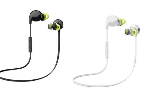 Genee Wenee - Pair of Bluetooth Earbuds - Save 71%