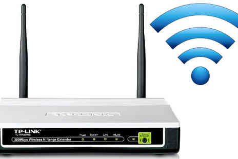 UK Surplus Central - TP Link Wi Fi Range Extender - Save 60%