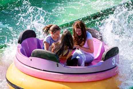 Lightwater Valley Attractions  -  Entry to Lightwater Valley & Front of Queue Pass - Save 36%