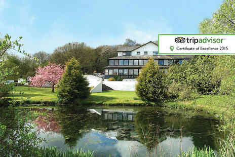 Damson Dene Hotel - Two night Lake District break for Two including breakfast and spa access  - Save 38%