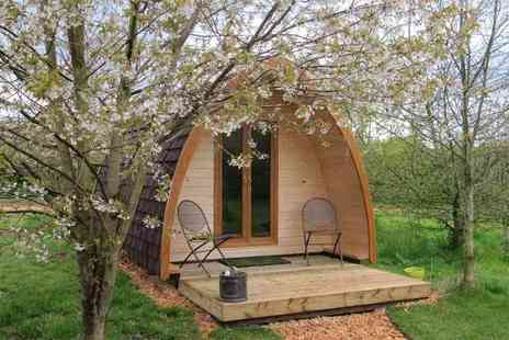 Wootton Park - Two night Warwickshire glamping stay for Two  - Save 44%