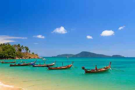 NS Travel & Tours - Nine night guided trip to Bangkok and Phuket including accommodation, transport, tour guide and selected meals - Save 0%