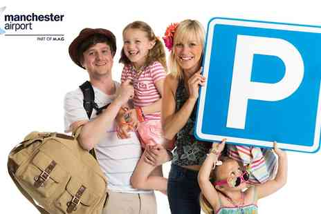 Manchester Airport Group - Five Days Park and Ride  - Save 40%