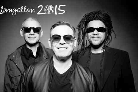 Llangollen International Musical Eisteddfod - One Ticket  to UB40s Ali Campbell, Astro and Mickey  - Save 0%