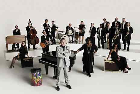Live Promotions Events - One Ticket to Jools Holland Live - Save 3%