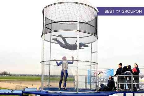 Dedalus Skydiving - Outdoor Wind Tunnel Skydiving Experience - Save 0%