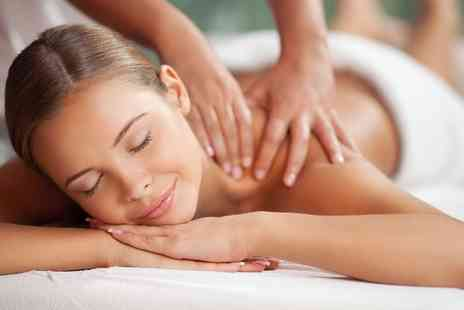 Massage by Ann - Back, Neck and Shoulder or Full Body Swedish  Massage  - Save 50%