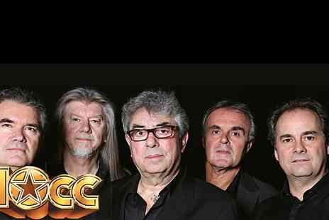 Live Promotions Events - One Ticket to 10cc - Save 23%